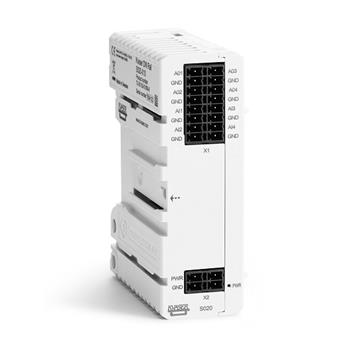 Kvaser DIN Rail S020-X10 Analog add-on
